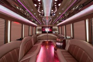Party Bus Rental | Rockstarz Limo
