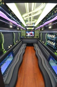 Party Bus Rental Metro Detroit